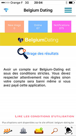 Dating apps in belgium