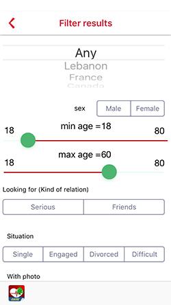best dating application in lebanon