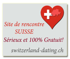 Site de rencontre riche suisse